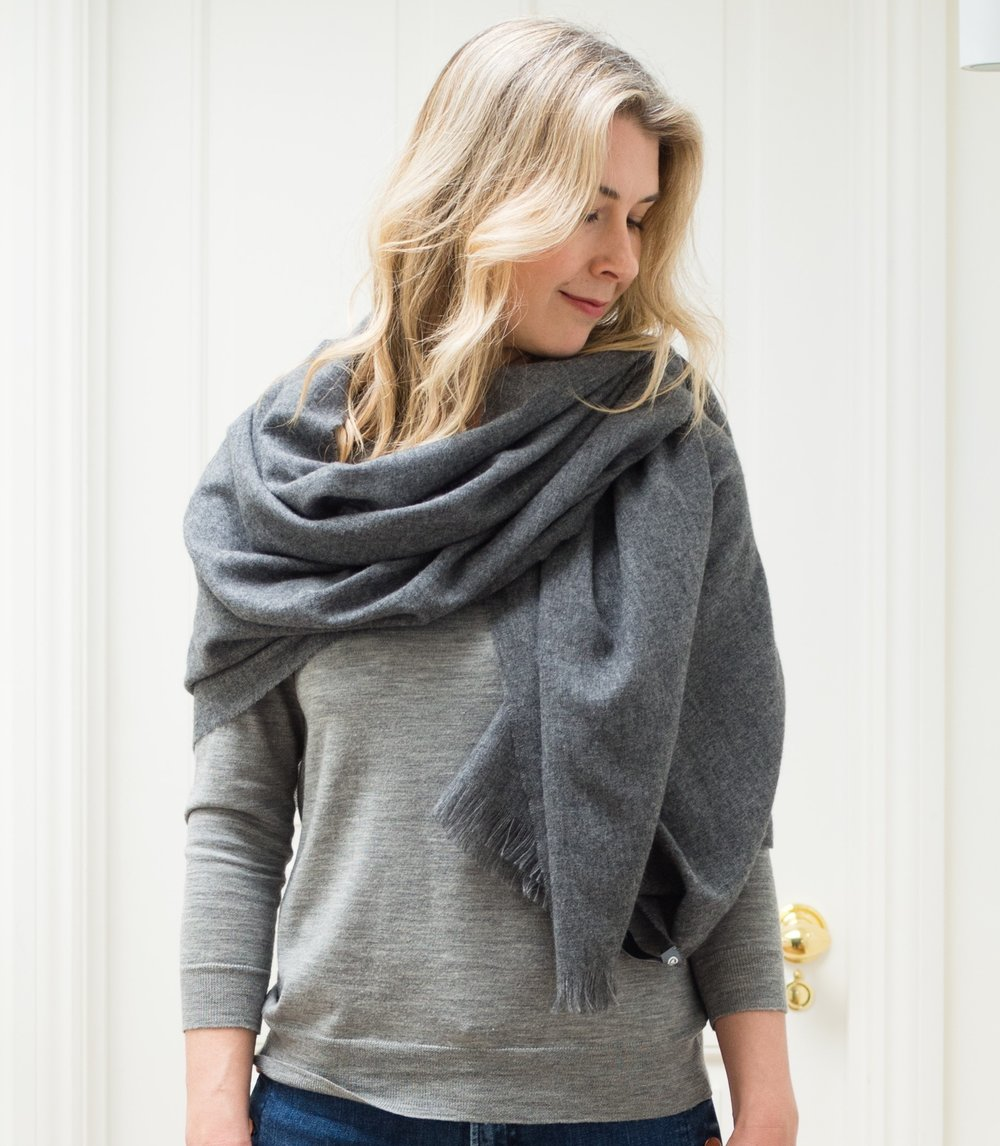 How+to+tie+a+cashmere+scarf+by+Lois+Avery