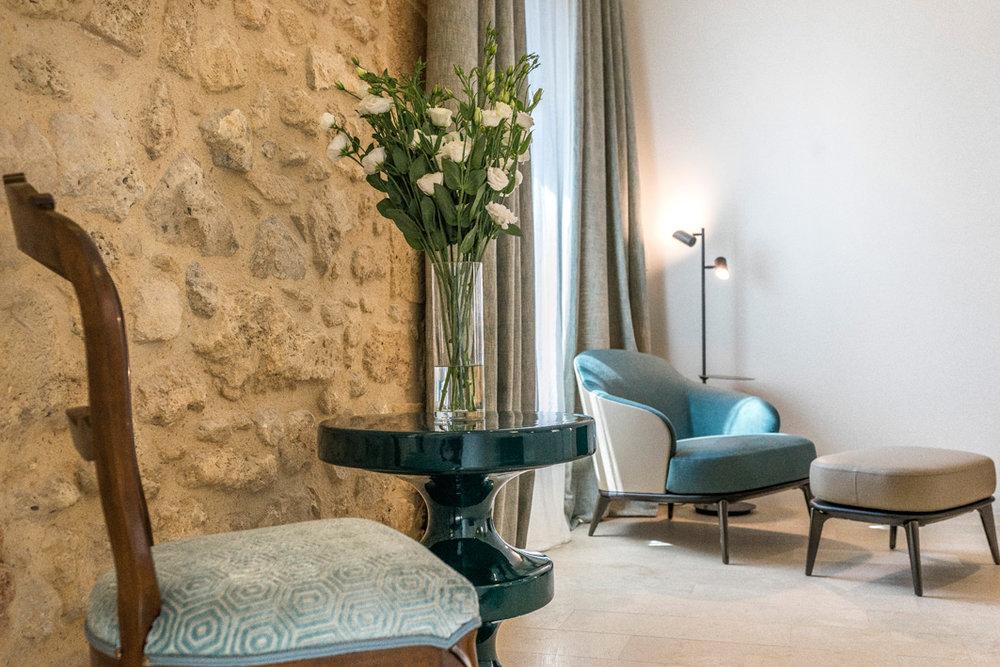 Images:  Castello di Ugento