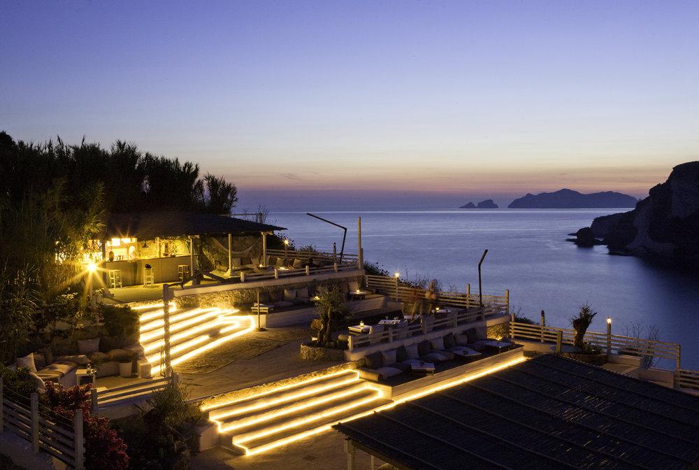 Image:  Hotel Chiaia di Luna
