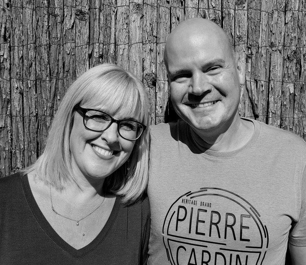 Simon & Keely Bateson  Lead Pastors