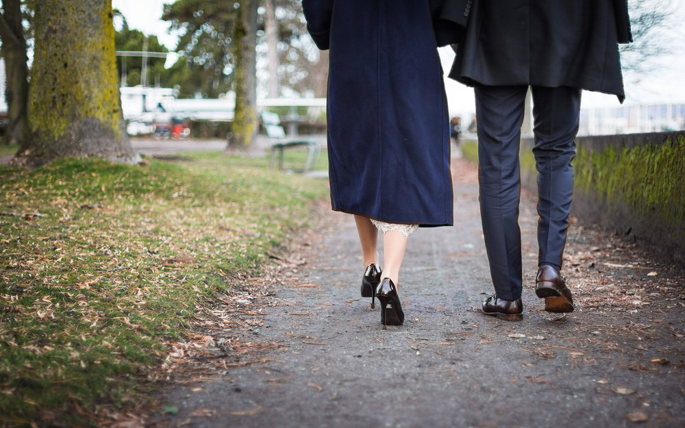 goodbye wedding mariés mariage marche