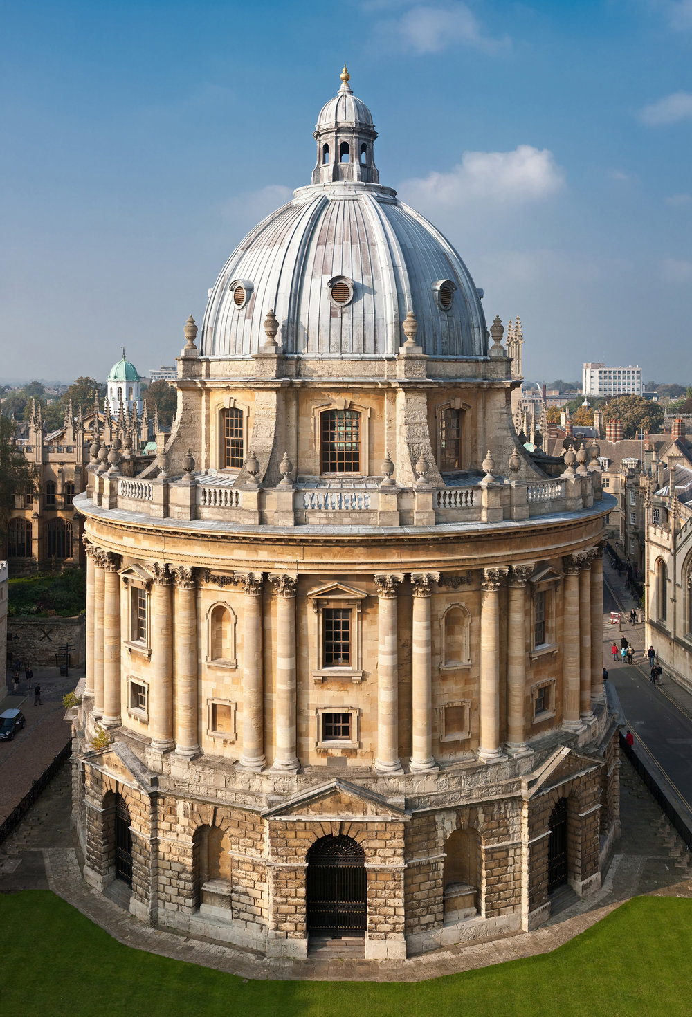 Oxford-library-aerial