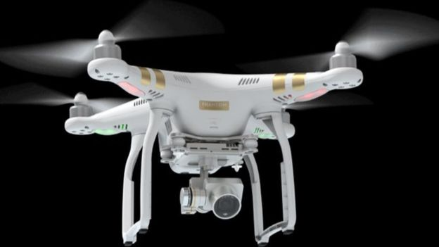 DJI has emerged as the drone market's best-selling brand