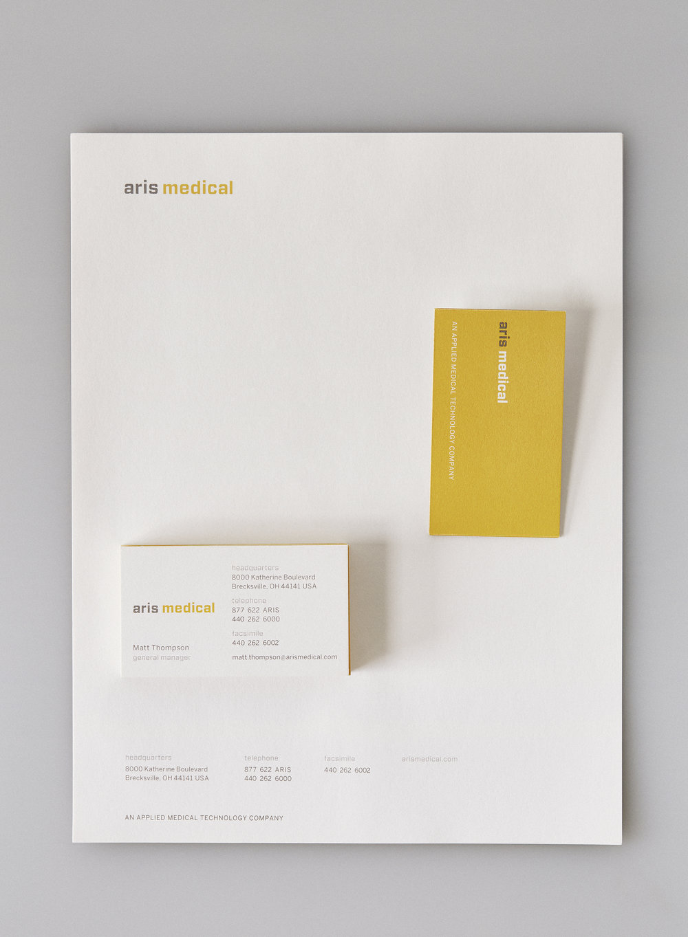 Studio of Christine Wisnieski | Aris Medical