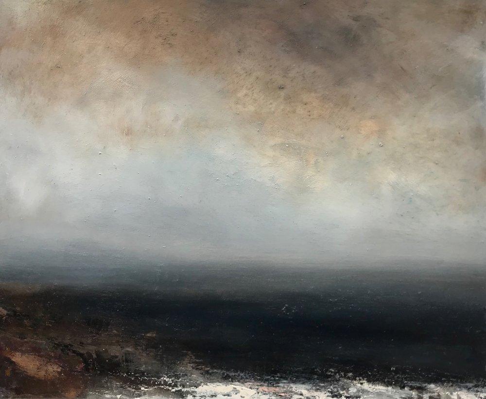 Artist: Hannah Ludnow  Title: Tomorrow  Size:  Medium: Oil on canvas  Price: £950
