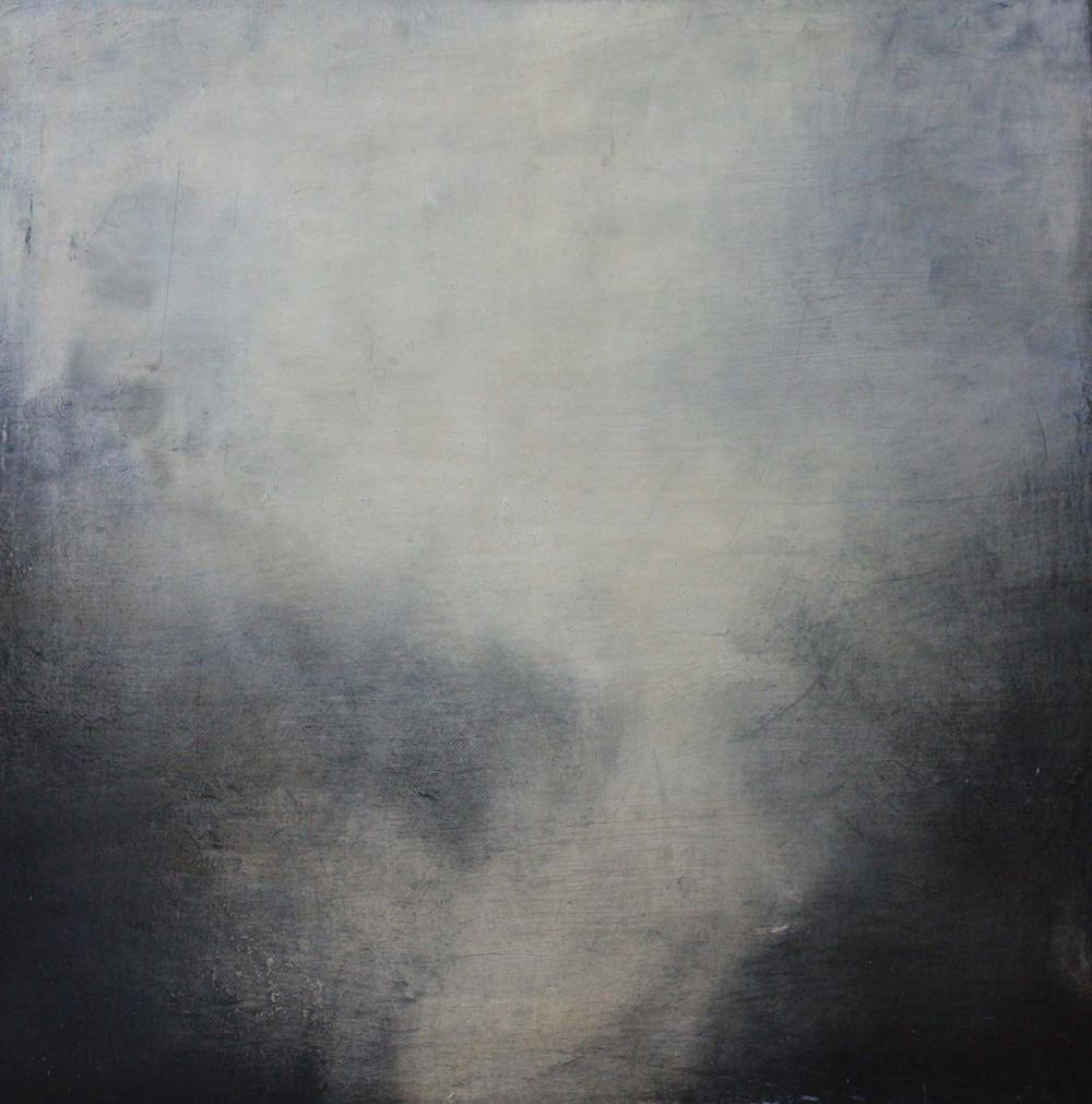 Artist: Victoria Graimes  Title: Storm II  Size: 40 x 40 cm  Medium: Oil on canvas  Price: £625