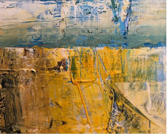 Title: Autumn Light  Size: 12 x 15 cm  Medium: Oil on board   Price: £350