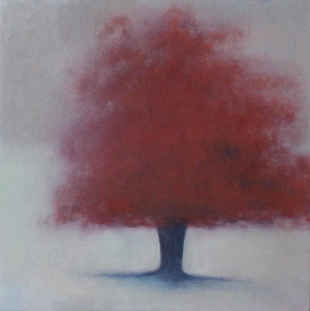 Title: A Russet Rustle  Size: 40 x 40 cm  Medium: Oil on canvas  Price: £800