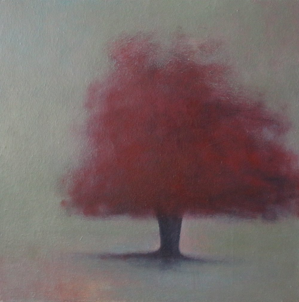 Title: Bright Aura  Size: 50 x 50 cm  Medium: Oil on canvas  Price: £1250