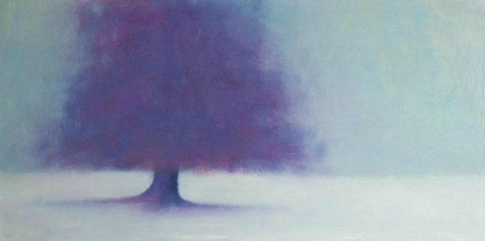 Title: Half Light  Size: 30 x 60 cm  Medium: Oil on canvas  Price: £995