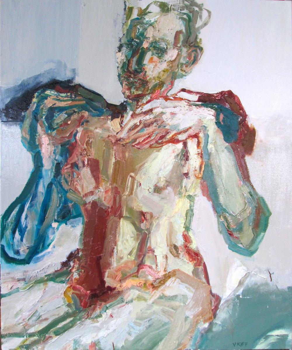 Title: Wilderness   Size: 93 x 78 cm   Medium: Oil on Canvas  Price: £2850