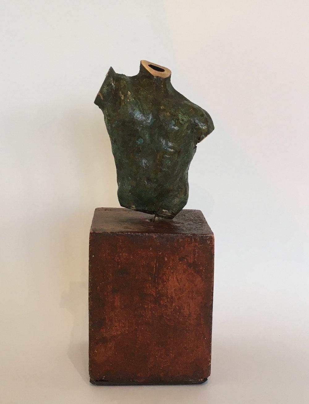 Title: Torso IV  Size: H 19 cm  Medium: Bronze Edition 1/1  Price: £1200