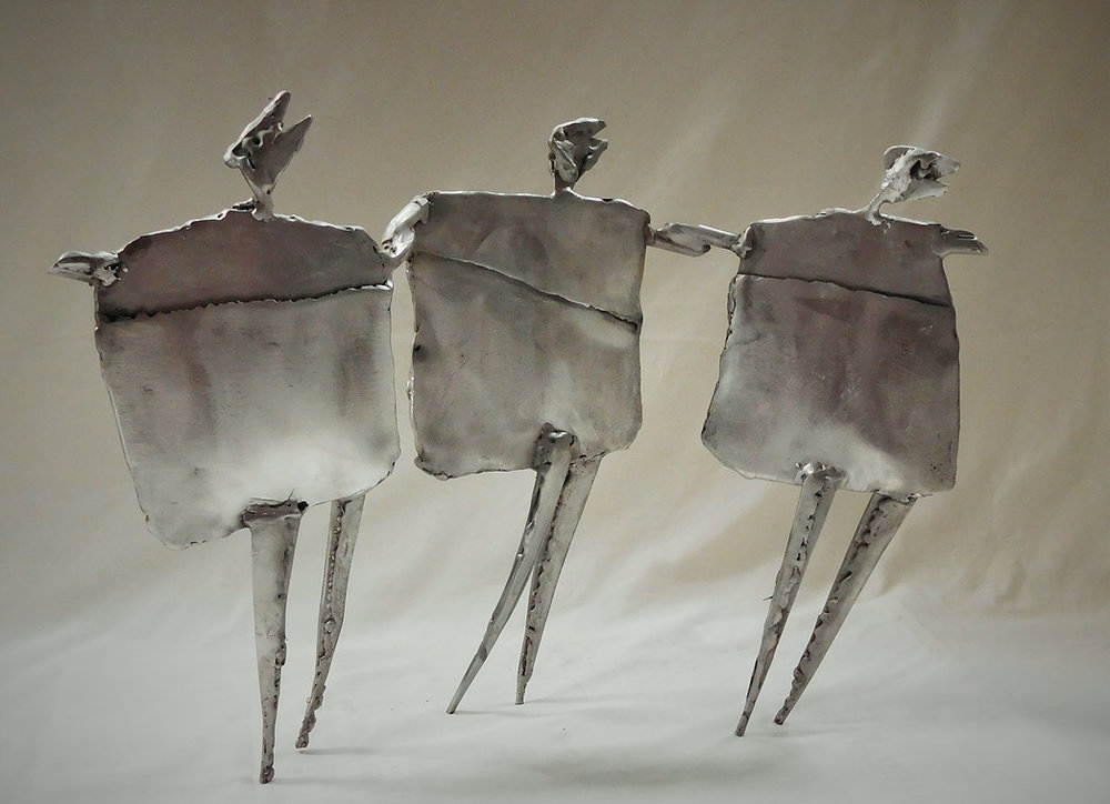 Title: Running Children Medium: Stainless Steel  Price £1320