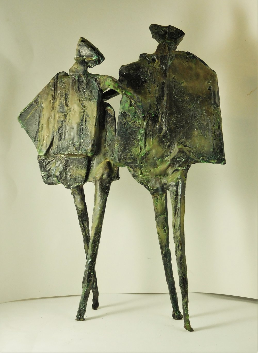 Title: The Dance Size: 31 cm (h) x 23.5 cm (w) Medium: Bronze, edition 5 of 9  Price: £1840