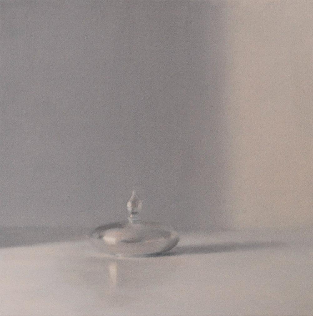 Artist: Harriet Porter  Title: The Quiet Arabian  Size: 42cm x 42cm  Medium:  oil on canvas  Price: £1200