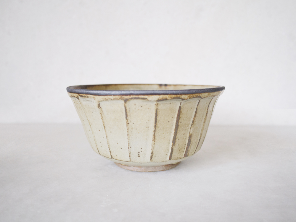 Medium Faceted Bowl