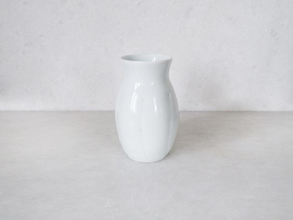 Vase with Indent details
