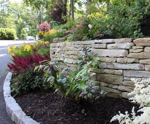 Hardscapes/Retaining Walls — NC Drainage | Yard and Lawn Drainage ...