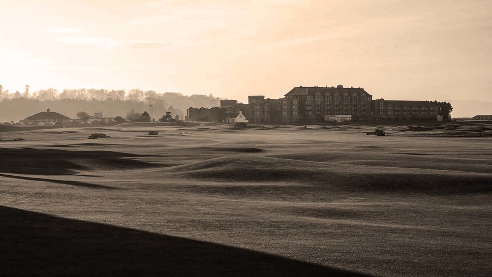 october 12th st. andrews links -