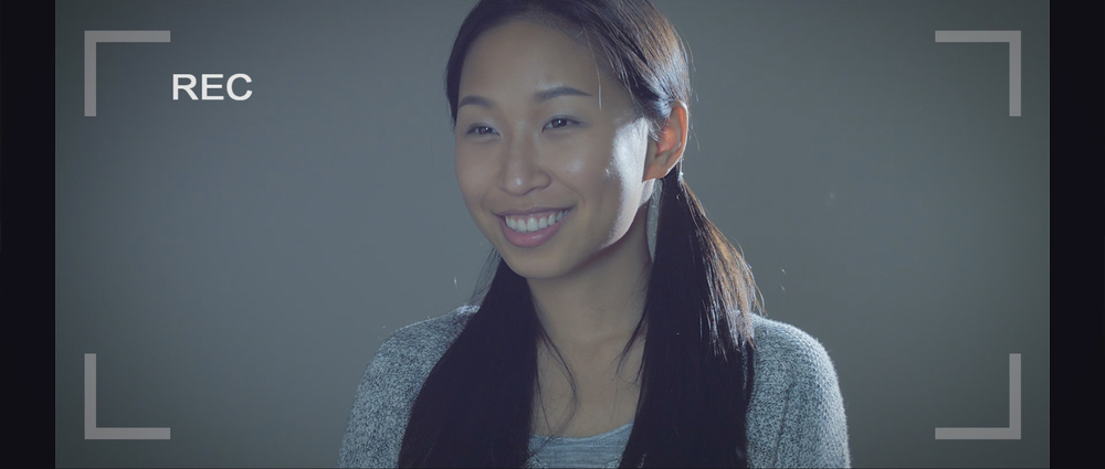 "Zoe Kim appears as the hopeful ""Korean"" actor in Do You Wanna Be White? (2016)"