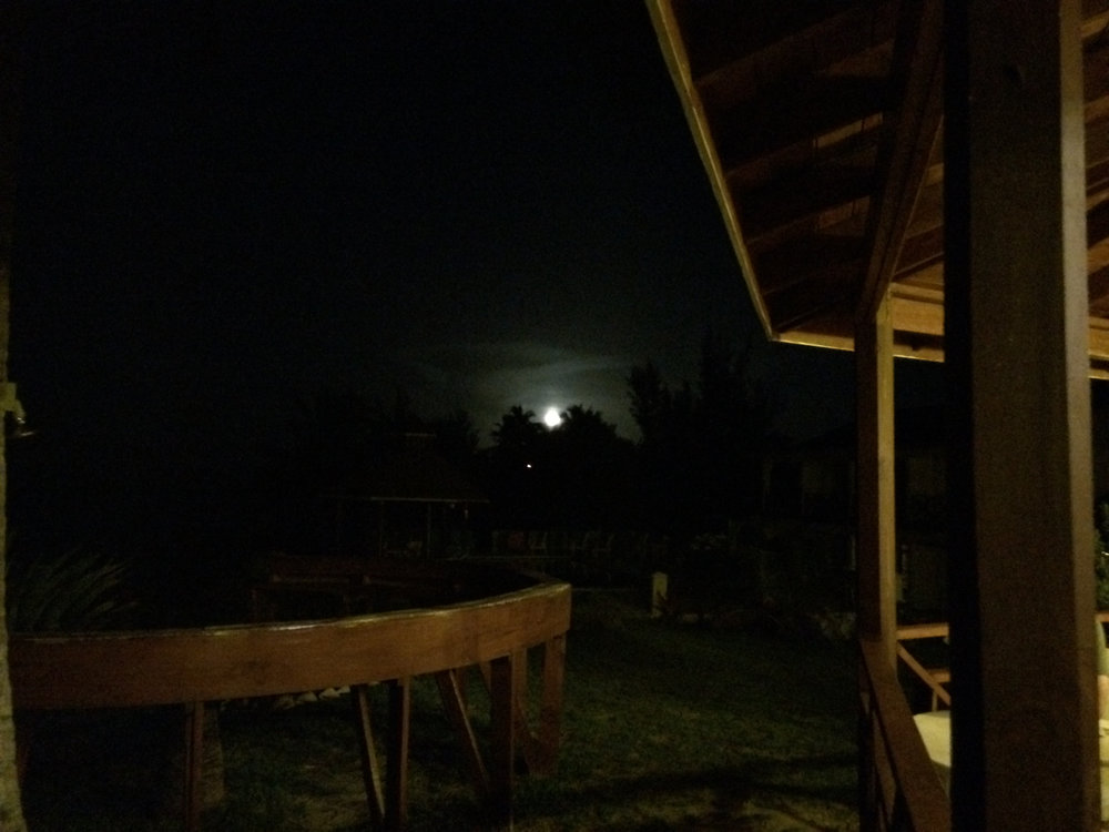Image: Photo taken by Scribe 13 June (41) of the Champagne Supermoon