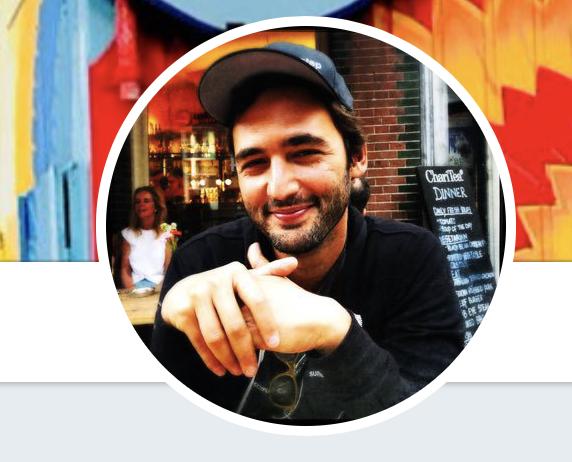 Image: Jason Silva's twitter profile - retrieved 14 September 2018