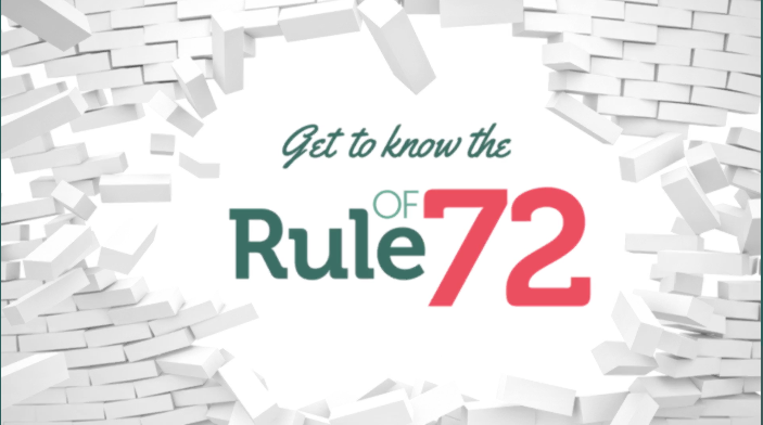 CLICK HERE TO WATCH    THE RULE OF 72
