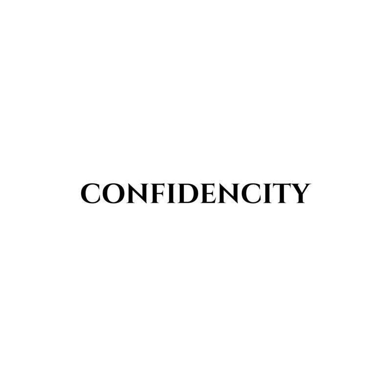 CONFIDENCITY