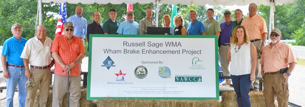 WHAM Brake Dedication
