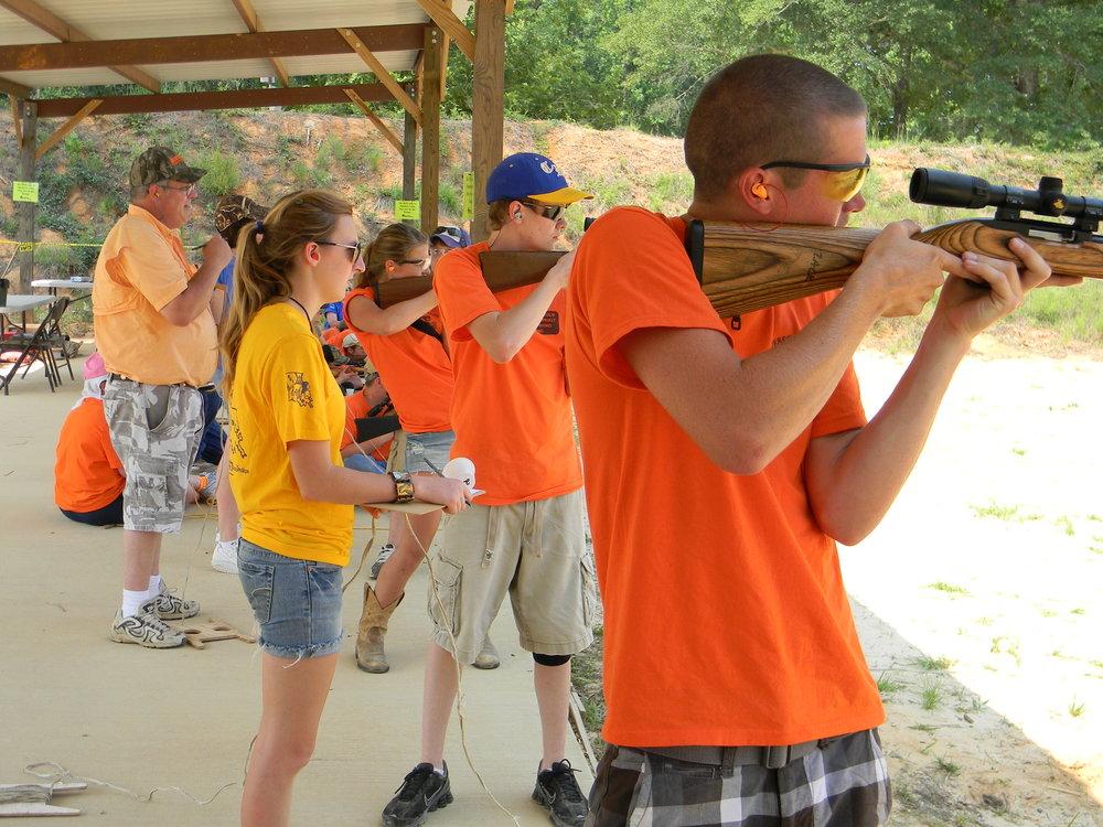 Youth Hunter Education Challenge (YHEC)
