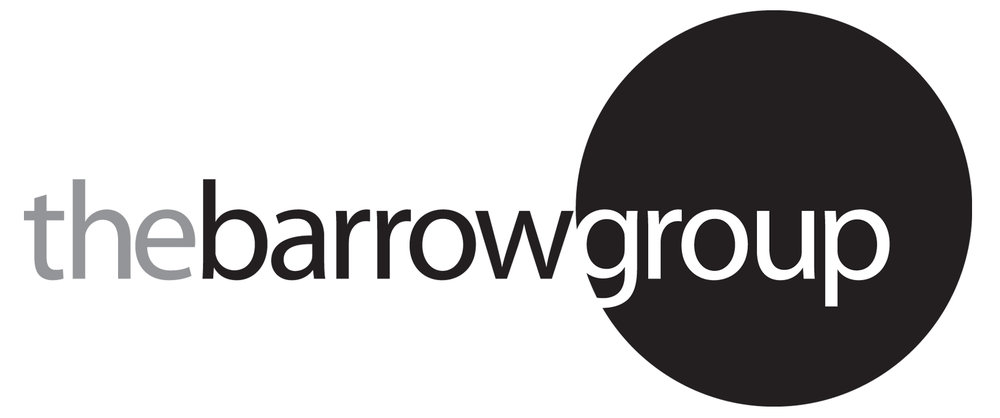 Logo for The Barrow Group. Belinda Mello teaches Alexander Technique to actors at The Barrow Group.