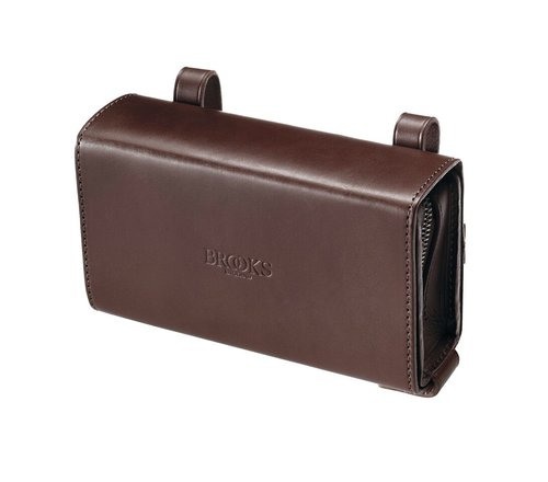 e7fa8a1bd8 Brooks D-Shaped Tool Bag - Brown — The Traditional Cycle Shop