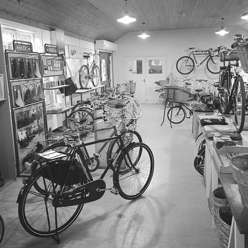 Traditional Cycle Shop Stratford Upon Avon