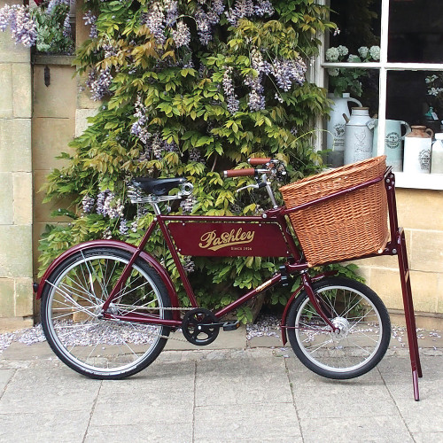 Classic Pashley Deli Bike