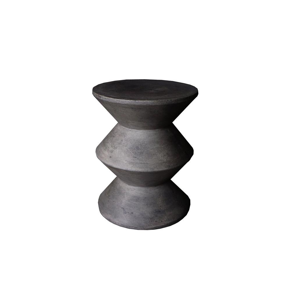 Vintage Concrete Stool  $160