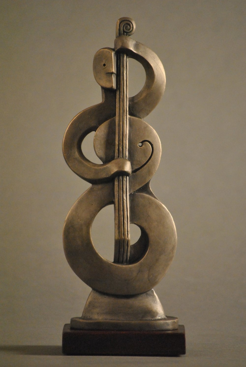 Little Rondo (silver patina)