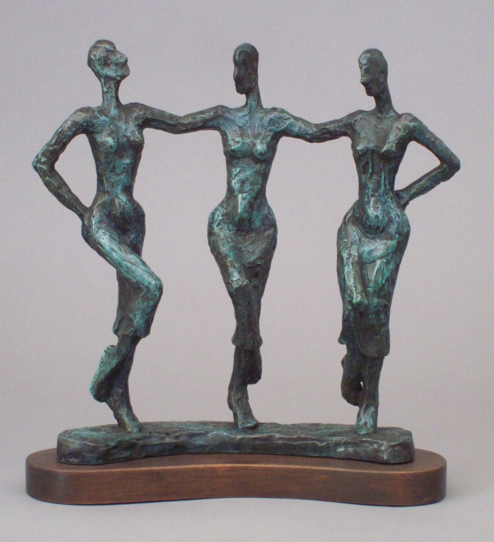 Dance of the Women: Trio