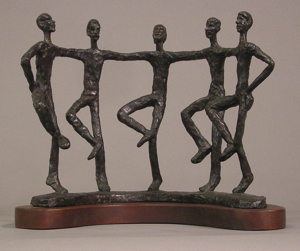 Dance of the Men 2 - 1920.JPG