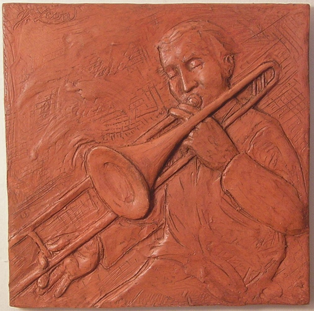 Tile - Trombone
