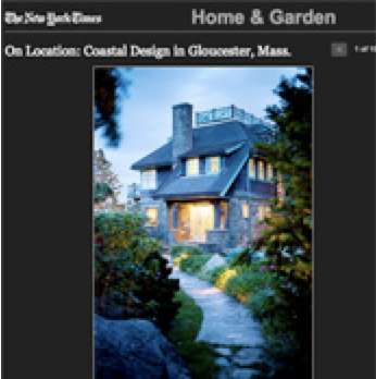 New York Times Home and Garden Slideshow
