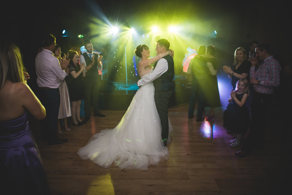 Mr & Mrs Hilliar - Full Day Package