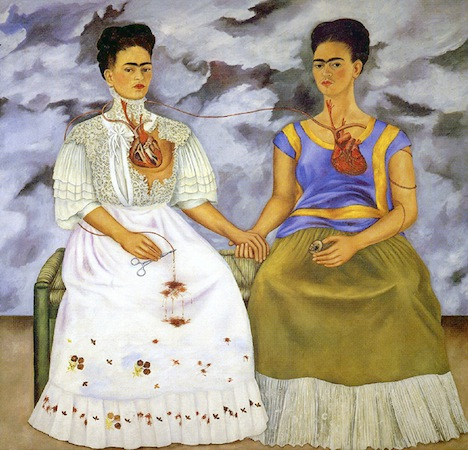 Frida Kahlo, The Two Fridas, 1939