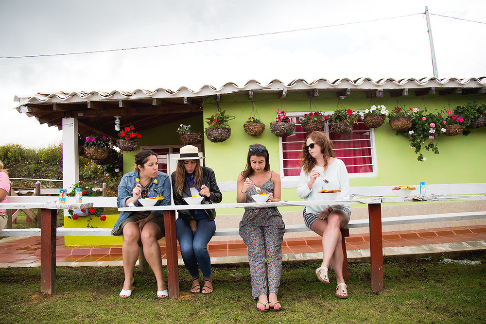 Sekka Magazine: Why I Love Women-Only Travel - I travelled to Colombia in November 2016 to give back to the local community. I booked an immersive trip from the Caribbean to Antioquia with the goal of supporting local farmers, artists, indigenous rights groups and other charitable activities. While all of those activities made me an ethically-conscious traveller, there was an unexpected aspect that changed the way I travel: travelling with women. Read more here.