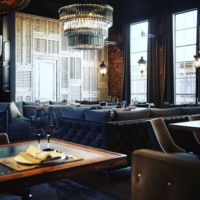 This restaurant design is going to be perfect for those cold winter nights. What do you all think of it?  For more on us: www.verdedesignbuild.com or link in bio  #bar #restaurant #remodel #custom #Austin #Austintx #interiordesign #Interior #interiorstyle #interiorlovers #interior4all #interiorforyou #interior123 #interiorstyling #RealEstate #Realtor #Realty #Broker #Tipoftheday #tips #Ideas #BeyondBuilding #contractor #austinhome #modern #architecture #instalike #instagood