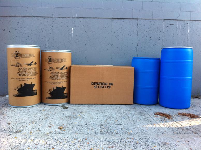 Commercial Bin (Box) — T&T Express Shipping