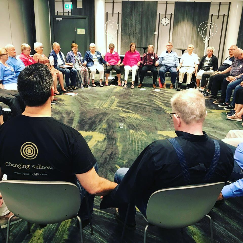 Swedish Parkinson Disease Association congress in Lund, spring 2018