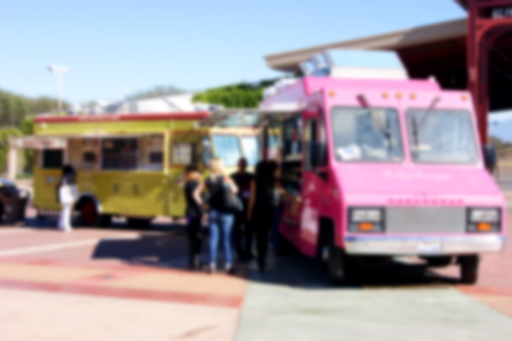 Eat & Drink - Food trucks &beer & wine garden
