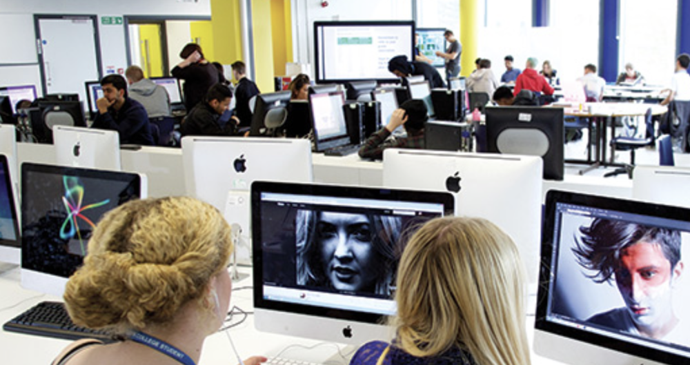 Oldham College - Digital & Creative Faculty