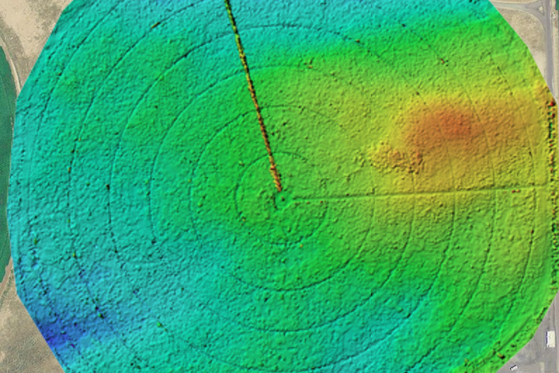 Digital Surface Model (Elevation)