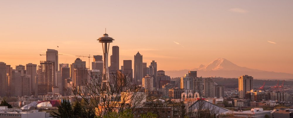 Panorámica de Seattle